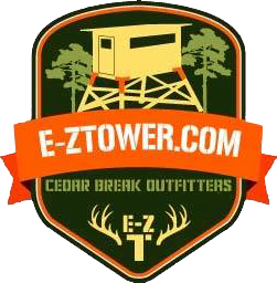 E-Z Tower Hunting Blind Brackets